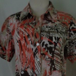 Print Top Chicos Size 1